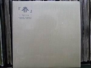 ★入手困難★深町純 / 春~spring~ Pioneer Puremalt Original Record / 佐藤輝夫 / 美品!!