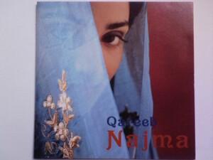 CD ナジマ カリブ NAJMA AKHTAR QAREEB