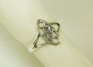 [T's] SR413 Ring Silver 925 Ring Ring 14 Free Shipping