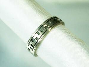 [T's] SR778 Ring Silver 925 Ring Ring No. 15 Free Shipping