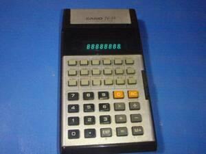 C002-04-06 CASIO製関数電卓 fx-39