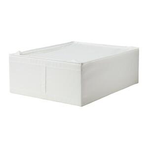 ☆ IKEA イケア ☆ SKUBB スクッブ 収納ケース, ホワイト < 44x55x19cm> 送料 710円~ u2h