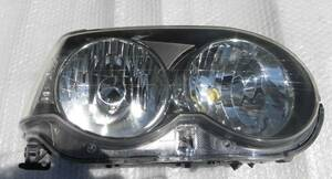 ムーヴカスタムL150Sヘッドライト右ヘッドランプ運転席ムーブカスタムL160SムーヴHIDムーブ前期KOITO 100-51737前期L152S