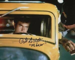 1973年 映画 『American Graffiti アメリカン・グラフィティ』 ジョン・ミルナー Paul Le Mat ポール・ル・マット 直筆サイン フォト