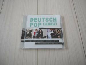 ドイツ ヒットポップ15 2012 音楽CD ミュージック ワールド ユーロ