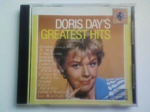CD Doris Day Best Doris Day's Greatest Hits ドリス・デイ グレイテスト・ヒッツ ベスト