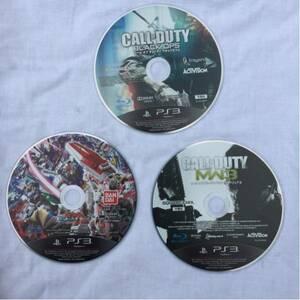 PS3 ガンダム コールオブデューティ