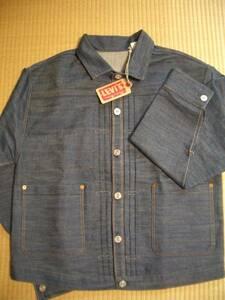 リーバイス LEVI'S トリプルプリーツ ブラウス 復刻 世界最古 1st ジージャン S M Vintage Clothing 1880 Triple Pleat Blouse
