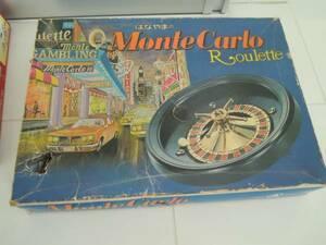 はなやま モンテカルロ ルーレット Monte Carlo Roulette ジャンク