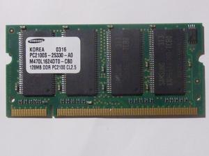 SAMSUNG PC2100S-25330-A0 128MB