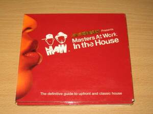 3CD「Masters At Work In the House」