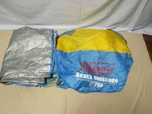 ● コールマン  ビーチ サンシェード  170T11850J 未使用品 テントだけ ●
