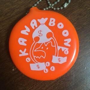 美品☆KANA‐BOON ラバーコインケース グッズ☆