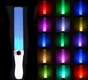 profitable 5 pcs set *15 color switch * battery entering *LED penlight light fes* Live concert light rhinoceros lium Event .*