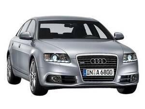 AUDI アウディ A6 C6 4F 純正映像リアモニター ミラーリング 2.8 3.0 FSI クワトロ Sラインパッケージ プラス 4WD 3G MMI HDDナビ装着車