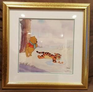 ディズニー クマのプーさん 原画 セル画 限定 レア Disney 入手困難