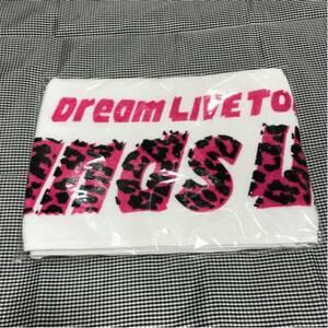 【新品】Dream hands up!! ツアーファイナル タオル Ami E-Girls(送料込み)