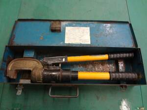 ●イズミ 手動油圧式圧着工具 EP-365 泉精器 izumi ●4