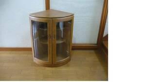 カリモク karimoku コーナーキャビネット  コーナーボード 食器棚