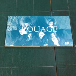 ROUAGE ルアージュ SILK RSCD-001 インディーズ シングルCD