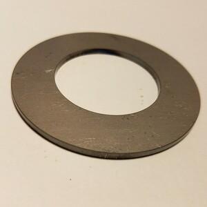 バケット廻り 隙間調整シム ピン径38ミリ用 厚み3ミリ 1枚 ヤンマー 新品 B3-3 B25 B37-2A B27-2A VIO30 VIO30-2 B37 B32