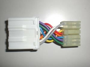 новый товар не использовался Mitsubishi ( Мицубиси )14P машина Suzuki 12P аудио изменение коннектор антенна сцепщик код Harness кошка pohs соответствует немедленно распределение 21