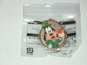 非売品★TDS 東京ディズニーシー イースター ワゴンゲーム ピンズ ピンバッチ 「グーフィー」