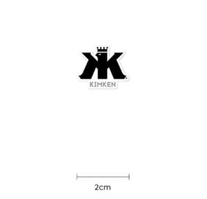 【KIMKEN Logo ステッカー】フィッシングステッカー/木村健太/キムケン フィッシング/depsデプス/アブガルシア2