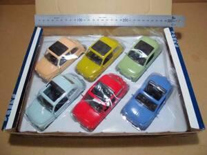 フィアット チンクチェント FIAT 500F SMART TOYS プルバッグ 未展示 アバルト 595 695