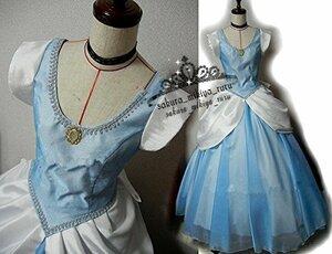 コスプレ シンデレラ ★ ディズニー ドレス プリンセス ハロウィン 衣装の商品画像