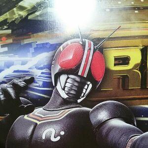仮面ライダー BLACK ブラック MASKED RIDER BLACK 石ノ森章太郎 パチスロ ガイドブック 小冊子 遊技カタログ