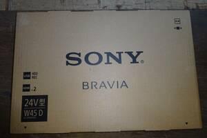 新品未開封ソニー KJ-24W450E [BRAVIA(ブラビア) 24V型液晶テレビ 保証付