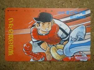 mang・110-93885 ドカベン 1990夏の甲子園 山田 水島新司 テレカの商品画像