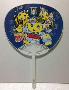 "not for sale ....- loft limitation ""uchiwa"" fan pear god sama. summer festival"
