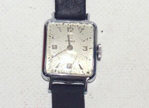 CYMA(シーマ) アンティーク レディス腕時計 手巻き 816185BL199EC06
