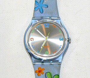 SWATCH(スウォッチ) 男女兼用腕時計 クォーツ 812930BL515-E04