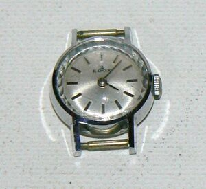 EDOX(エドックス) アンティーク レディス腕時計 手巻き 812865BL191E03