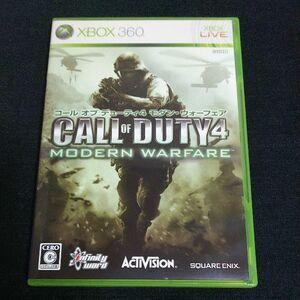 コール オブ デューティー4 モダン・ウォーフェア[Xbox 360]