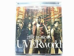 浮世CROSSING(初回生産限定盤)(DVD付) 2007 UVERworld