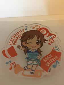 アイドルマスターシンデレラガールズ☆片桐早苗☆5thLIVE TOUR Ver.☆公式プロデュースバッジ☆