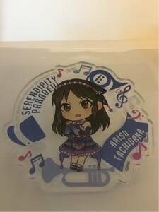 アイドルマスター シンデレラガールズ 公式プロデュースバッジ 橘ありす 5thLIVE TOUR Ver @1