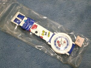 [WorldCup'95]バボちゃんクオーツ腕時計 未使用品!