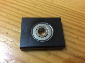 新品★JRプロポ ベアリングAssy長さ32.0mm 幅26.0mm 厚み7.0mm ベアリング内径 φ6mm〔3-1〕☆JR PROPO JRPROPO JR プロポ JRプロポ
