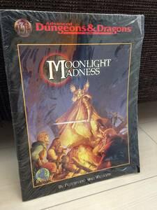 英版 AD&D MOONLIGHT MADNESS TSP #9568