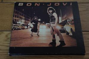 ★ BON JOVI / デジパック仕様 日本盤CD 入手困難 レア 送料無料