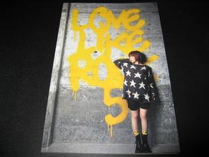 ツアーパンフ aiko LOVE LIKE ROCK 5