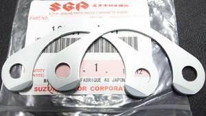 GSX400E GSX450E GSX400T GSX400L カムシャフト スプロケット ロックワッシャー 純正