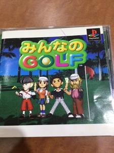 ソニー プレイステーションソフト みんなのGOLF