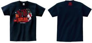 2017年 広島カープ優勝 NO CARP, NO LIFE. 2017 T-shirt セントラルリーグ チャンピオン NAVY ネイビー XLサイズ タワーレコード