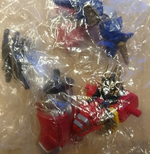 ガシャポンフルカラーヒーロー 爆竜戦隊アバレンジャー アバレンオー 未開封新品 2003年発売